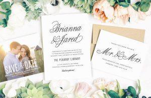 Philly In Love Vendor Directory Local Wedding Vendors PA DE NJ Philadelphia Weddings Stationery Wedding Suite Invitations Save-the-dates